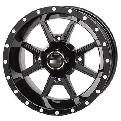 "Rincon New Slasher 2.5/"" 4//110 Wheel Spacers For Honda Rancher 2 Foreman"