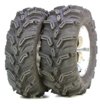 ITP Mud Lite XTR 25-10R12 ATV Tire 6 Ply