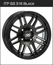 ITP SS 316 Black