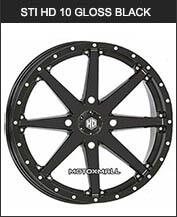 STI HD10 Gloss Black