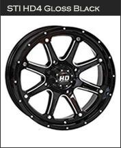 STI HD4 Gloss Black